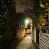 神楽坂の最適解は、第三玉の湯からの深夜営業まる田ラーメン、これである