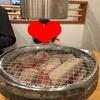 亀戸『きっちょう』で焼肉食べ放題!初めての七輪に子どもたち大盛り上がりーww