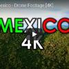 ドローンでたどるメキシコの海岸線