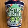 【 NISSIN CUP NOODLE  抹茶  じゃぱん❤︎ぬーどるず  抹茶仕立ての鶏白湯  】抹茶好きの皆んな集まれ〜!