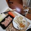 『休日は主夫❗』高野豆腐はこうやってね。