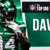 【NFL TOP100 in 2021】91位 WRコーリー・デイビス