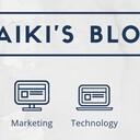 Taiki's Blog