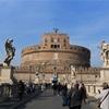 2019年ローマ旅行:街歩き ~サンタンジェロ城、ナヴォーナ広場からパンテオンへ