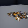 UE4 新しい物理破壊システムChaos Destructionを使ってみよう