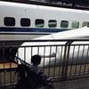 新幹線でゴーゴゴー