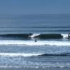 形の良い小波、サーフィン楽しめてます。波・ 湘南鵠沼 9/19