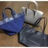 通勤用バッグと靴は3つずつ!同系色で組み合わせて、きちんと感を演出しよう!