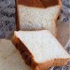 蜂蜜とクリームチーズの角食パン