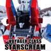 トランスフォーマー:SIEGE War for Cybertron スタースクリーム