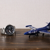 模型と時計