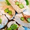 【作り置きおかずダイエット】鶏むね肉ロールのレシピ