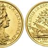 神聖ローマ帝国1714年カール6世4ダカットメダル