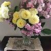 薔薇を飾る・アラフィフ花と緑じかん【小さな幸せのひととき】#38