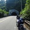 涼を求めて阿讃西部広域農道 ~土器川源流点と小橋滝~