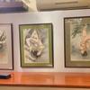 小妻容子七回忌原画展を見てきました