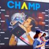 French Open Tennis 2019 (Roland Garros)準々決勝とユニクロのロジャーフェデラーTシャツ