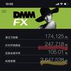 FX、364万円になりました。