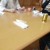 認知症の父親に会いに介護施設に行きました。