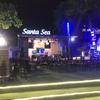 パタヤ ジョムティエンビーチ沿いのシーフード専門BBQレストラン「Santa Sea」を御紹介 海沿いで雰囲気が良いお勧めのお店です
