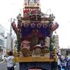館山市仲町には明治の山車の設計図残る。きめ細かな彫刻と踊りが得意な地区。