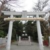頼朝ゆかりの対面石八幡神社