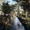 地図子、玉川上水を歩く -4 砂川用水・柴崎用水との分岐から玉川上水駅まで-