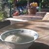 インドネシア旅行記 【バリ編】 激安!激うま!!超ローカル!!!おすすめお汁粉スイーツ💛 緑豆のブブール『ブブール・カチャン・ヒジョウ』