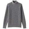 進化した無印のタートルネックセーター