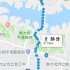 デレ6thメラドに向けて②メットライフドーム徒歩の旅・上北台駅編