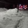 北海道は今日も雪