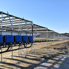 ソーラーシェアリング:自社初の固定式ソーラシェアリングが運転開始! - 匝瑳飯塚 Sola Share 2号機