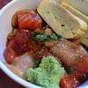 哲平食堂の海鮮丼をUber Eatsした
