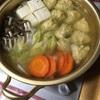 鍋の季節がきたー!とり団子鍋
