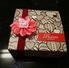 デジレー(Desiree)2018年バレンタインのチョコレート!中のチョコレートはL'amourとほぼ同じ。