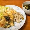 鯖の天ぷら (妻料理)