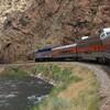 ロイヤルゴージ・ルート鉄道乗車記 (The Royal Goege Route Railroad) ~アーカンソー川と大渓谷を楽しむ~