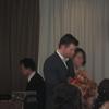 姪っ子の結婚披露宴 レストランウェディング 「ラ・カロッツア」 6月3日 その5