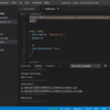 VScodeでScssを自動コンパイル