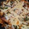 【簡単レシピ】ナスのケチャップ炒めチーズのせ