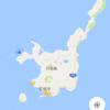 自撮りの名所、石垣島の御神崎へ行きました