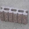 積んだだけのブロックを、セメントを使わずに固定する方法【プライベートジム改良 DIY】