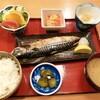 西川口の「一徳」でさば焼き魚定食を食べました★