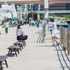 景色だけでなく、人の写真も撮りたくなる 神戸・メリケンパークを散歩する