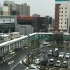 えちぜん鉄道 福井駅高架工事 12月17日
