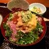 和坐の納豆海鮮丼