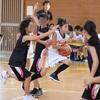 バスケ・ミニバス写真館36 一眼レフで撮影したバスケットボール試合の写真