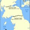 ローマ帝国の国境線 ハドリアヌスの長城とアントニヌスの長城の歴史