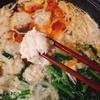 鶏むね肉でレンコン入り鶏つみれを作った!手作り鶏つみれ鍋(*^_^*)