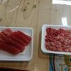 塩釜海鮮丼と関西へ土産配送